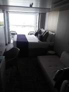 The Infinite Balcony Cabin